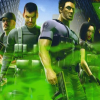 Syphon Filter: The Omega Strain (PlayStation 2) artwork