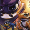 Spyro: A Hero's Tail (PS2) game cover art