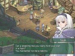 HonestGamers - Shining Tears (PlayStation 2)
