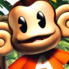 Super Monkey Ball Deluxe (PS2) game cover art