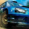 Sega Rally 2006 (PS2) game cover art