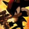 Shadow the Hedgehog artwork