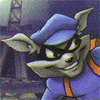 Sly Cooper and the Thievius Raccoonus (PS2) game cover art