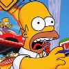 The Simpsons: Hit & Run (PS2) game cover art