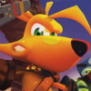 Ty the Tasmanian Tiger 3: Night of the Quinkan (PS2) game cover art