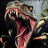 Turok: Evolution (PS2) game cover art