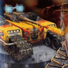World Destruction League: Thunder Tanks artwork