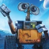 WALL�E (PS2) game cover art