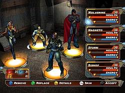 X Men Legends II Rise Of Apocalypse PlayStation 2 Screenshot