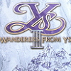 Ys III: Wanderers From Ys (PS2) game cover art