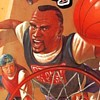 Dunk Dream (NEO) game cover art