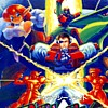 Galaxy Fight: Universal Warriors (NEO) game cover art