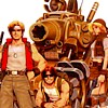 Metal Slug X artwork