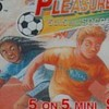 Pleasure Goal: 5 on 5 Mini Soccer (NEO) game cover art