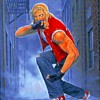 Real Bout Fatal Fury 2: The Newcomers (NEO) game cover art