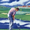 Top Player's Golf (NEO) game cover art