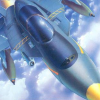 Blue Lightning (Jaguar CD) artwork