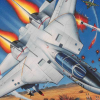 After Burner III (Sega CD) artwork
