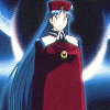 Lunar: Eternal Blue artwork