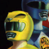 Mighty Morphin Power Rangers (SCD) game cover art