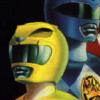Mighty Morphin Power Rangers artwork