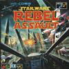 Star Wars: Rebel Assault (SCD) game cover art