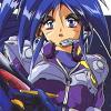 Ginga Fukei Densetsu: Sapphire artwork