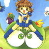 Puyo Puyo Tsuu CD (TGCD) game cover art
