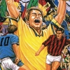 Tecmo World Cup Super Soccer (TGCD) game cover art