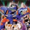 Cyber Troopers Virtual On: Oratorio Tangram artwork