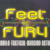Feet of Fury (DC) game cover art