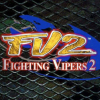 Fighting Vipers 2 (DC) game cover art