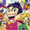 Gakkyuou Yamazaki: Yamazaki Oukoku Oofun Araso (DC) game cover art