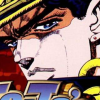 Jojo's Bizarre Adventure (DC) game cover art