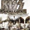 KISS Psycho Circus: The Nightmare Child (DC) game cover art