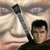 Sword of the Berserk: Guts' Rage (Dreamcast) artwork