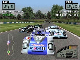 honestgamers test drive le mans dreamcast. Black Bedroom Furniture Sets. Home Design Ideas