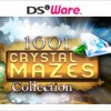 1001 Crystal Mazes Collection (DS) game cover art