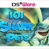 101 Shark Pets (DS) game cover art