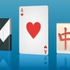 3 in 1: Solitaire, Mahjong & Tangram (DS) game cover art
