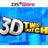 3D Twist & Match (DS) game cover art