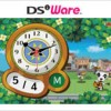 Animal Crossing Clock (DS) game cover art