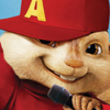 Alvin and The Chipmunks: The Squeakquel (DS) game cover art