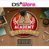 Academy: Checkers (DS) game cover art