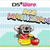 Ace Mathician (DS) game cover art
