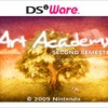 Art Academy: Second Semester (DS) game cover art