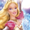 Barbie in 12 Dancing Princesses (DS) game cover art