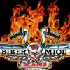 Biker Mice From Mars (DS) game cover art