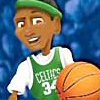 Backyard Sports: Basketball artwork