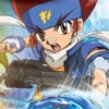 Beyblade: Metal Fusion (DS) game cover art